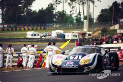 #71Marcos LM600: David Leslie, Chris Marsh, François Migault