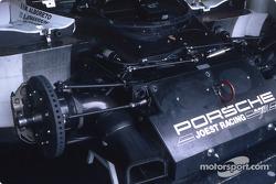Joest Racing TWR Porsche WSC 95