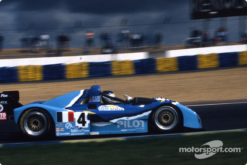 1997: Adrián Campos