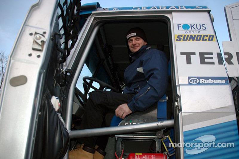 Equipe Tomas Tomecek Letka Racing quitte Lisbonne: Tomas Tomecek