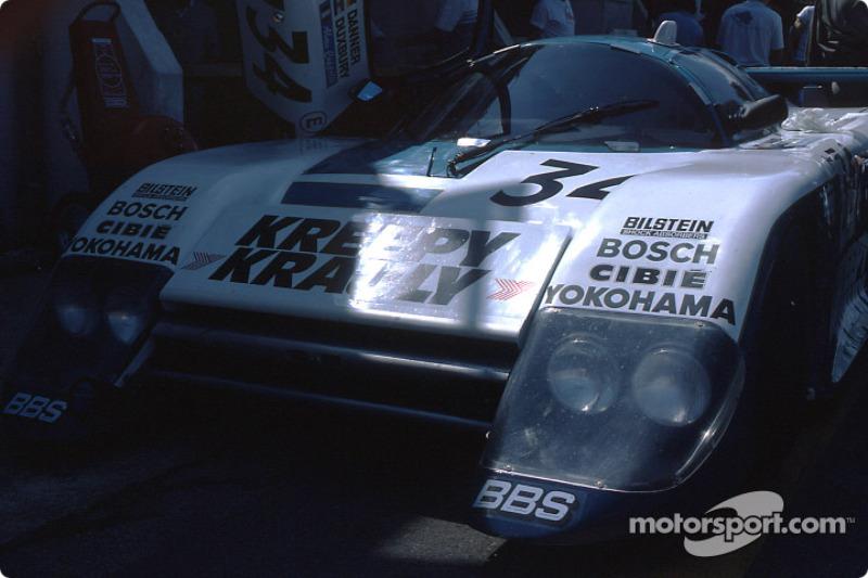 Kreepy Krauly Racing March 84G Porsche