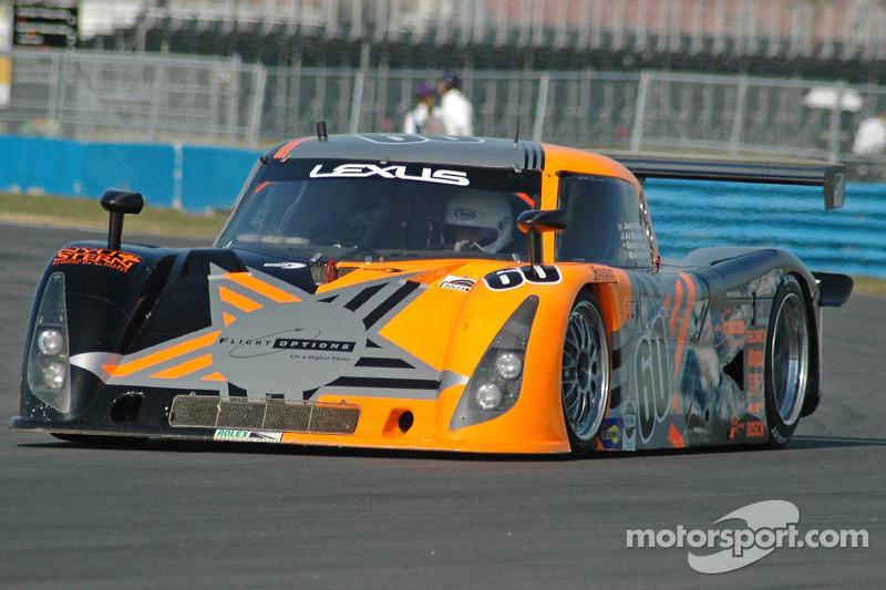 #60 Michael Shank Racing Lexus Riley: Mark Patterson, Oswaldo Negri, A.J. Allmendinger, Justin Wilson