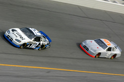 Ryan Newman and Kasey Kahne