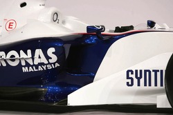 Details of the BMW Sauber F1.06