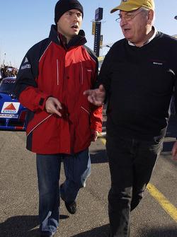 Sascha Maassen and Bob Snodgrass