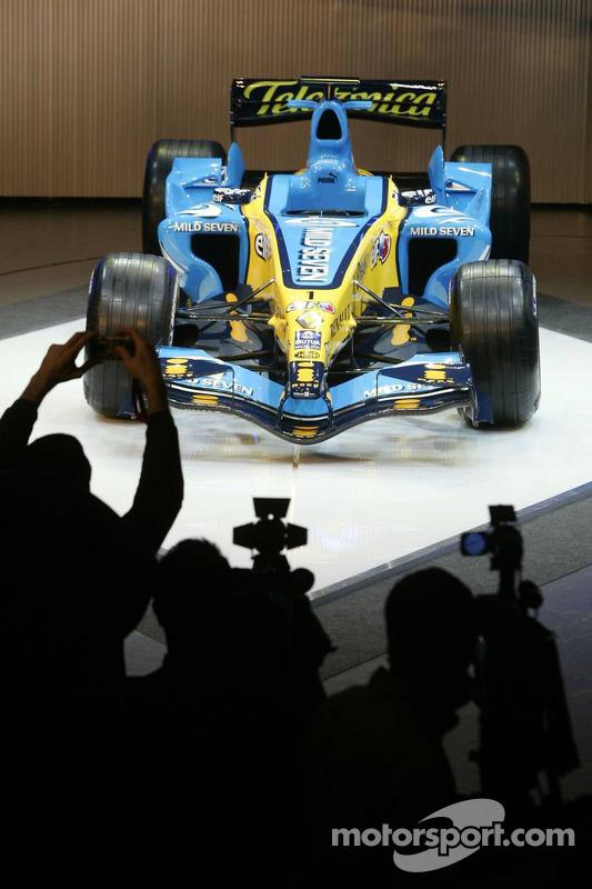 La nouvelle Renault R26