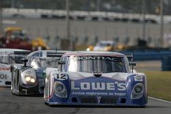 #12 Lowe's Fernandez Racing Pontiac Riley: Adrian Fernandez, Mario Haberfeld, Scott Sharp