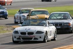 #12 Performance Motorsports BMW Z4: Jason Potter, David Tuaty