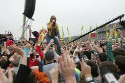 Bon Jovi 'Tribute to America' concert