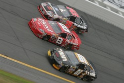 Joe Nemechek, Dale Earnhardt Jr. and Kevin Harvick