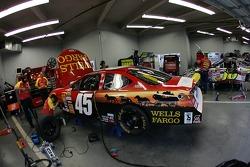 Wells Fargo Financial Dodge garage