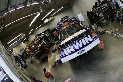 Crown Royal Ford garage