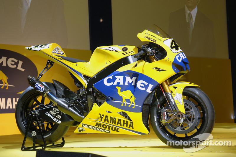 2006 Camel Yamaha M1