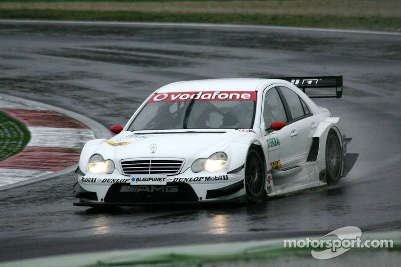 Mathias Lauda, Mercedes