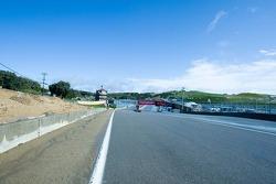 Construction de l'équipe Mazda Raceway Laguna Seca