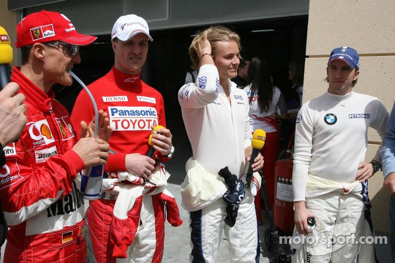 2006: Un 'imperio' en Fórmula 1