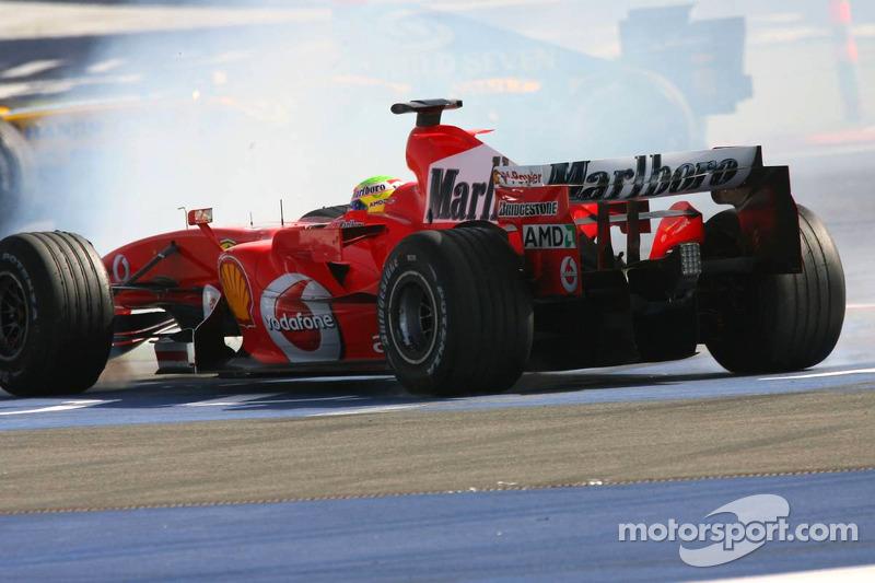 Felipe Massa gira