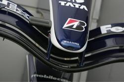 Williams F1 nose cone
