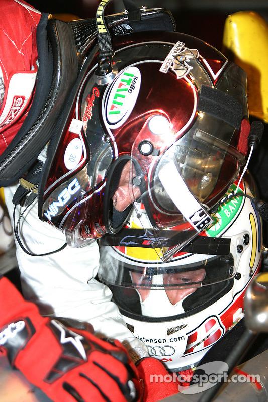 Changement de pilote pour Rinaldo Capello et Tom Kristensen