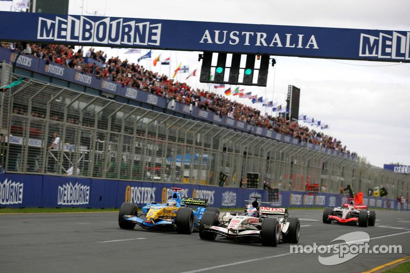 2006 : Grand Prix d'Australie