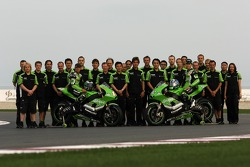 Family picture for Kawasaki Racing Team Eckl