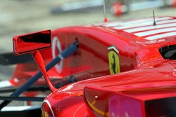 Technical details of the Ferrari