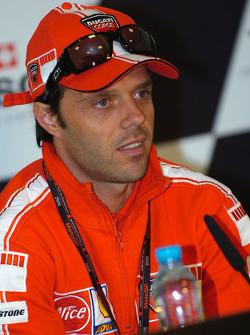 Press conference: Loris Capirossi