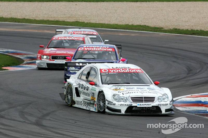 Mathias Lauda devance Susie Stoddart, Vanina Ickx et Olivier Tielemans