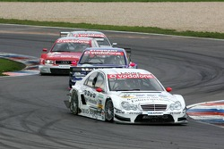 Mathias Lauda leads Susie Stoddart, Vanina Ickx and Olivier Tielemans