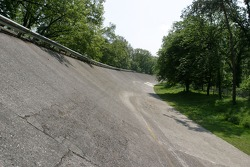The old banking at Monza