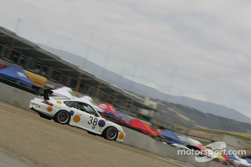 #38 Bernheim Racing Porsche GT3 Cup: Steve Bernheim, Dwain Dement