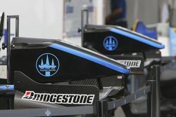 Trident Racing nose cones