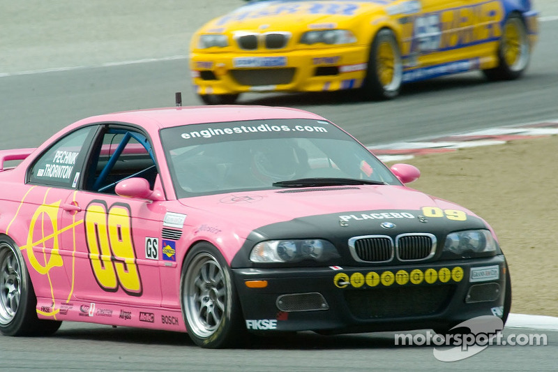 #09 Automatic Racing BMW M3: Jep Thornton, Lonnie Pechnik