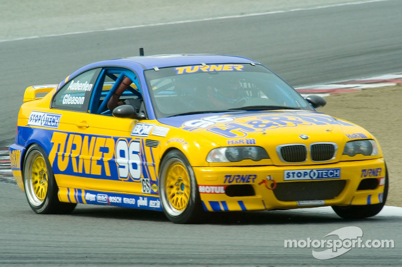 #96 Turner Motorsport BMW M3: Chris Gleason, Bill Auberlen, Joey Hand
