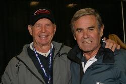Parnelli Jones and Al Unser Sr.
