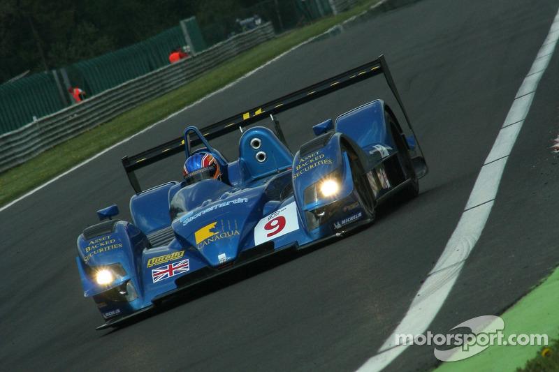 #9 Creation Autosportif Creation CA06/H - 002: Nicolas Minassian, Felipe Ortiz, Giuseppe Gabbiani