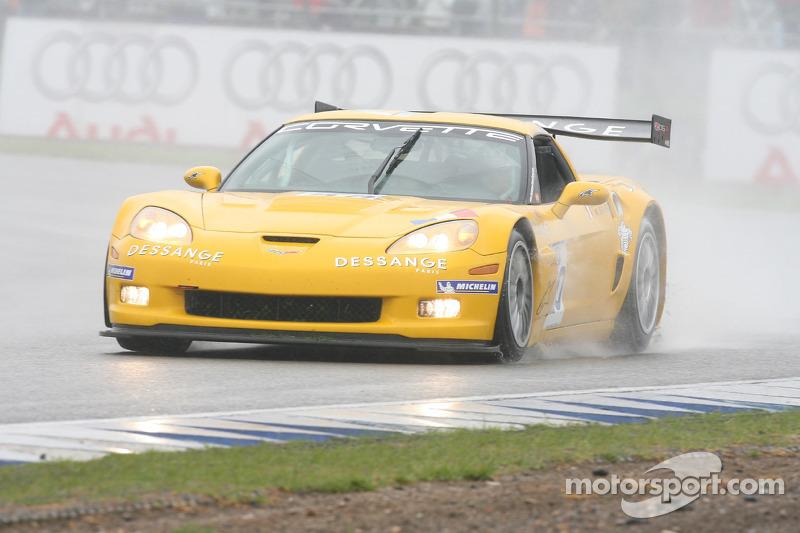 #20 Riverside Corvette Z06 GT3: Marc Sourd, Benjamin Dessange