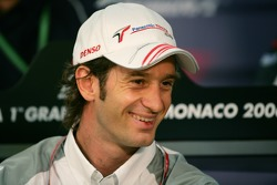 FIA press conference: Jarno Trulli