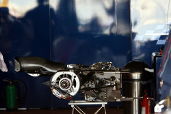 Gearbox of Red Bull Racing