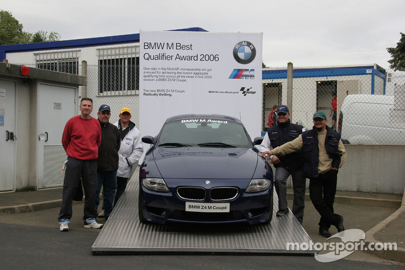 BMW Z4M Coupé