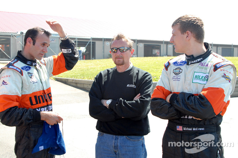 Guy Cosmo, Rick Cameron et Michael McDowell