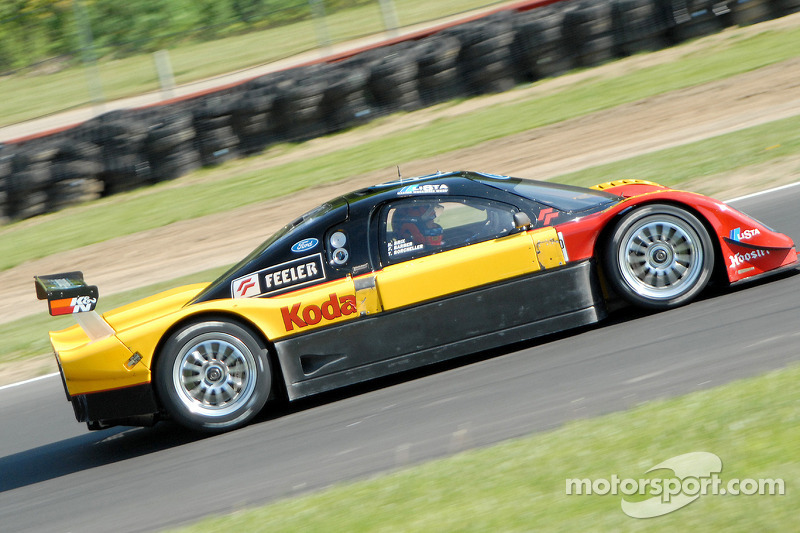 #78 Doran Racing Ford Doran: Bill Auberlen
