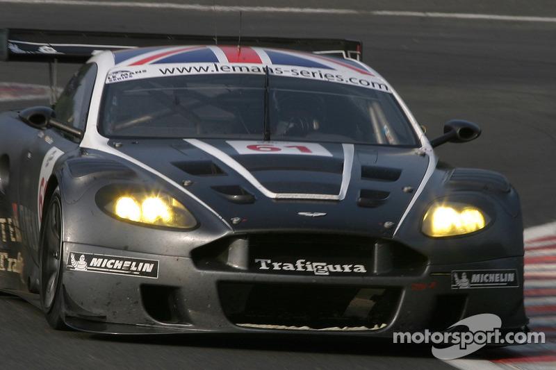 #61 Cirtek Motorsport Aston Martin DBR9: Antonio Garcia