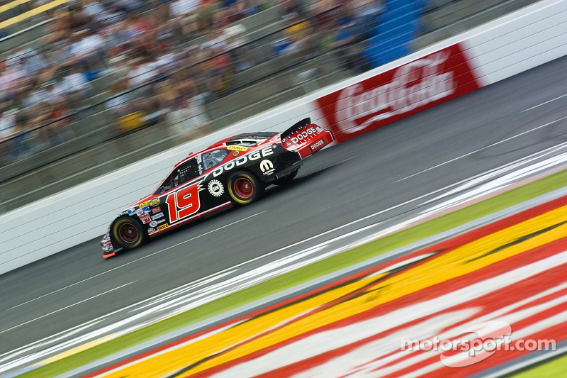 Jeremy Mayfield At Charlotte