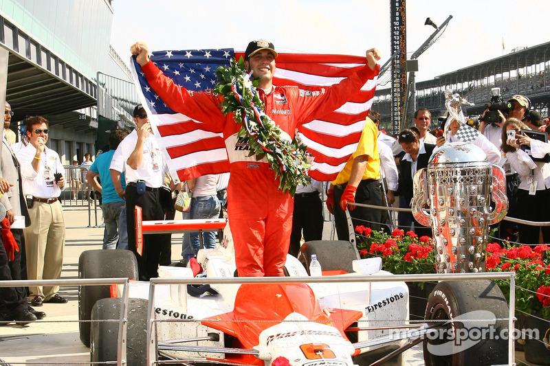 2006- Sam Hornish Jr.