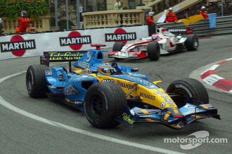 Грааль усіх гонщиків світу - перемога на Гран Прі Монако-2006