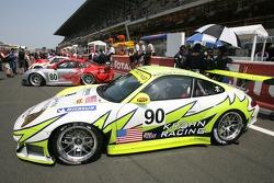 White Lightning Racing Porsche 911 GT3 RSR