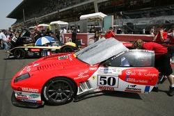 Larbre Competition Ferrari 550 Maranello