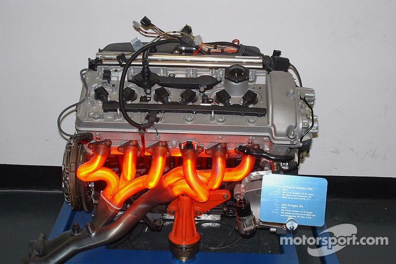 Moteur BMW S54