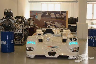 Zu Besuch bei BMW